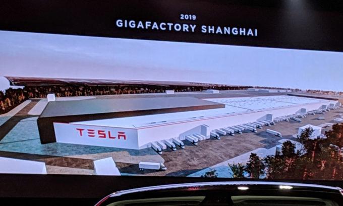 Gigafactory 3 je těsně před dokončením