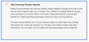 2016 Higher Amp Charger