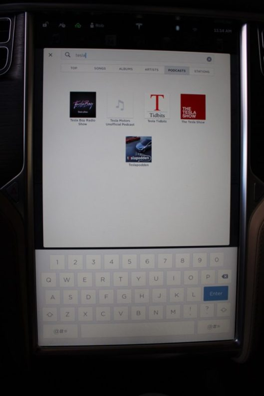 Searching for Tesla podcasts!