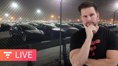 Tesla Model 3s Held Hostage on Train – Let's Talk About It [live]