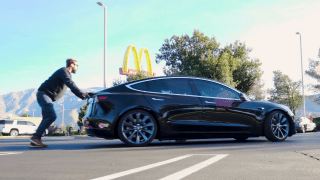 Copy of Model 3 Range Test