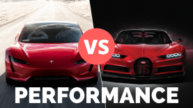 Tesla Roadster 2020 Vs Supercars Will It Win On All