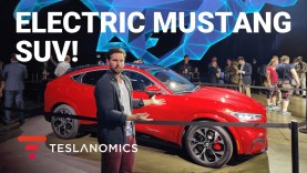 Ford Mustang Mach-E is the Best Tesla Competitor Yet