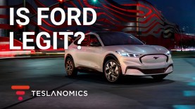 Is Ford Really Making an Electric Mustang?