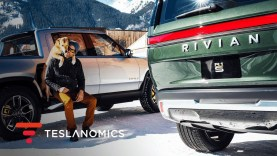 Rivian is Beating Tesla, For Now…