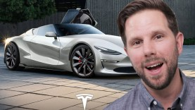 WE WON A FREE NEXT-GEN ROADSTER!!!