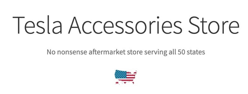 Tesloid accessories usa