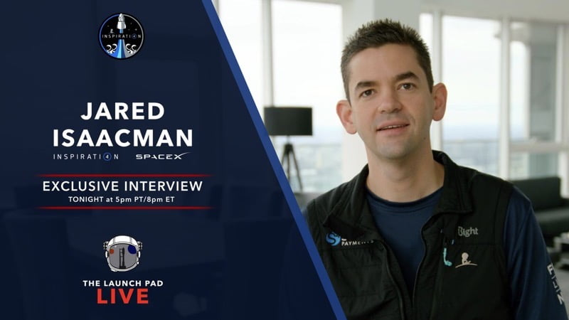 The launch pad interview