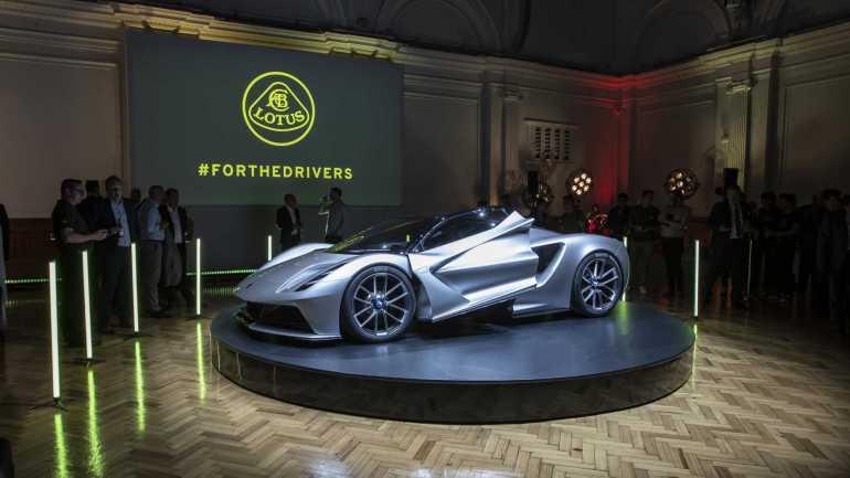 Lotus обещает интегрировать свои электромобили в Smart Grid с Centrica