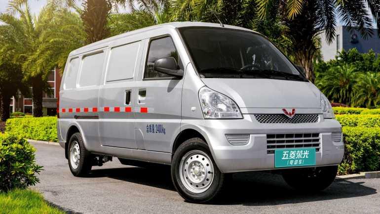Wuling - Rong Guang electric van