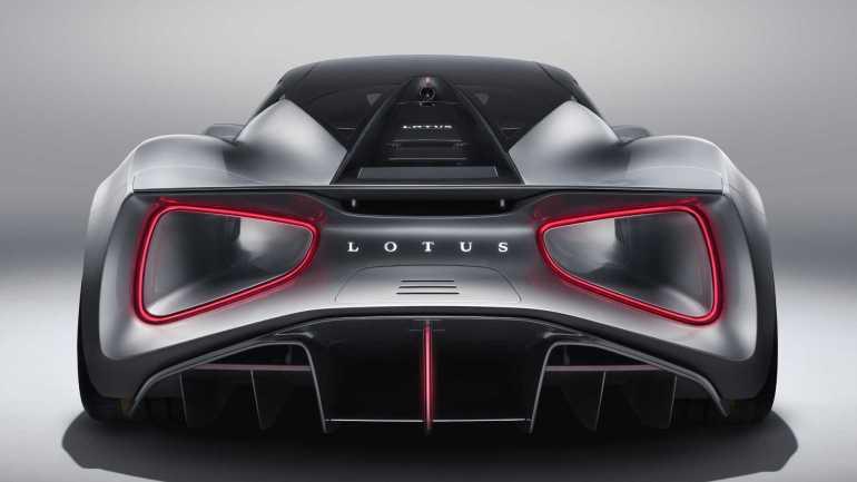 Lotus утверждает, что Evija Aero похожа на истребитель в мире воздушных змеев