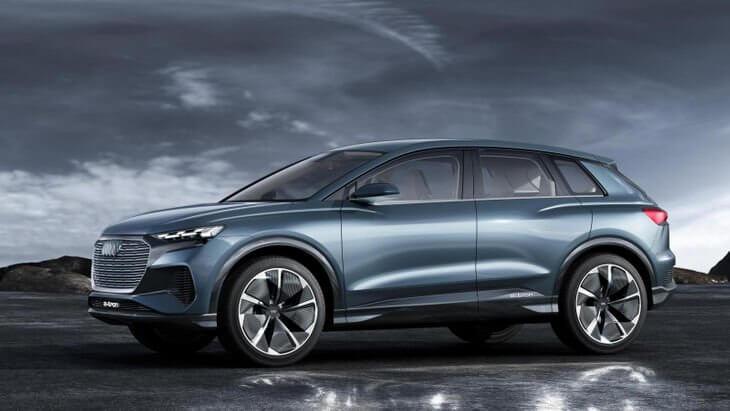Audi оценит электрический внедорожник в 45 000 долларов