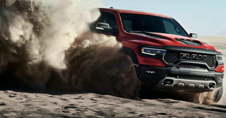 Генеральный директор Fiat Chrysler намекает, что электрифицированная RAM бросит вызов Hummer EV, Cybertruck
