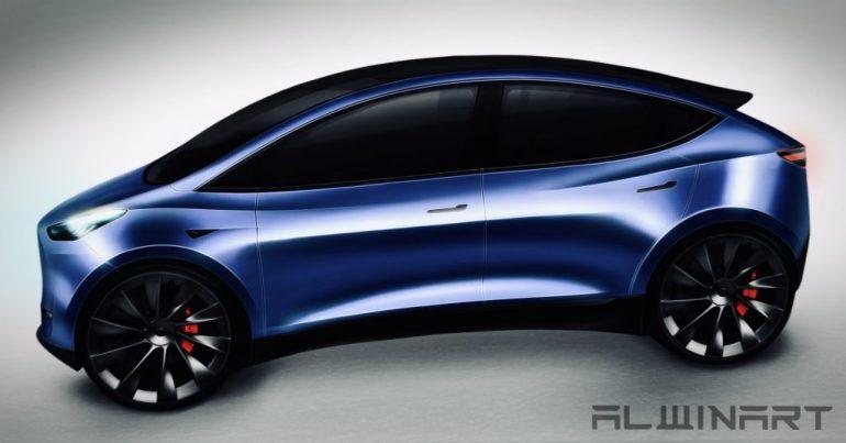 Автомобиль Tesla China за 25 тысяч долларов будет продан по всему миру, подтвердил руководитель в интервью государственным СМИ