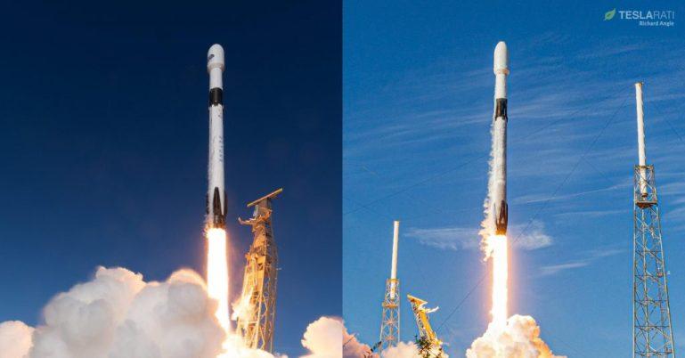 SpaceX готовит залп полярных запусков Starlink с западного и восточного побережья