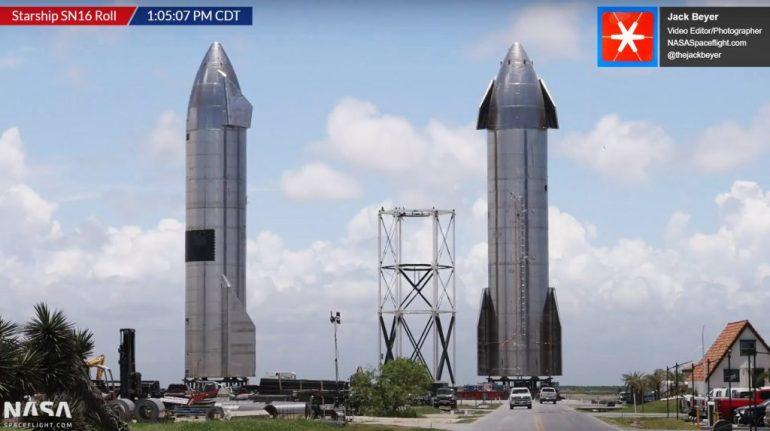 SpaceX снимает с производства новый Starship, чтобы сосредоточиться на создании орбитальных запусков