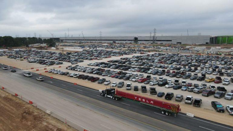 Tesla Gigafactory Texas получает награду «Производственный проект года»