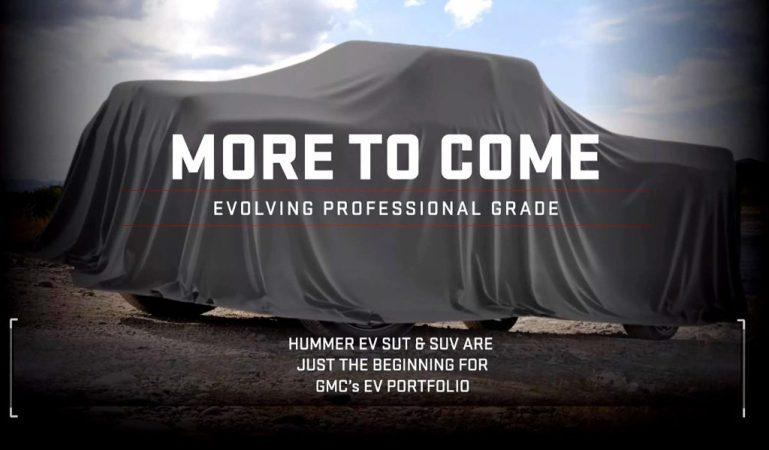 GM представляет следующий полностью электрический пикап после Hummer EV и Silverado EV