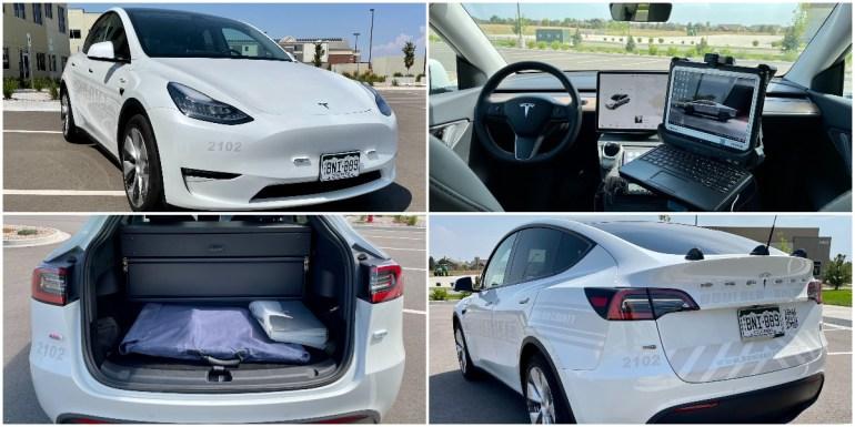 Офицер, владеющий Tesla, убеждает полицейское управление, что модель Y идеально подойдет