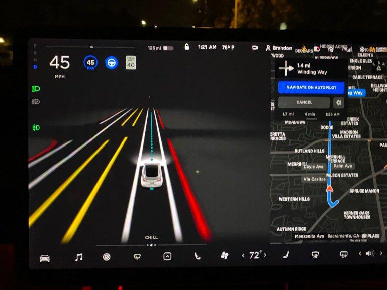 Илон Маск делится закулисными техническими примечаниями к выпуску Tesla FSD Beta 9.2