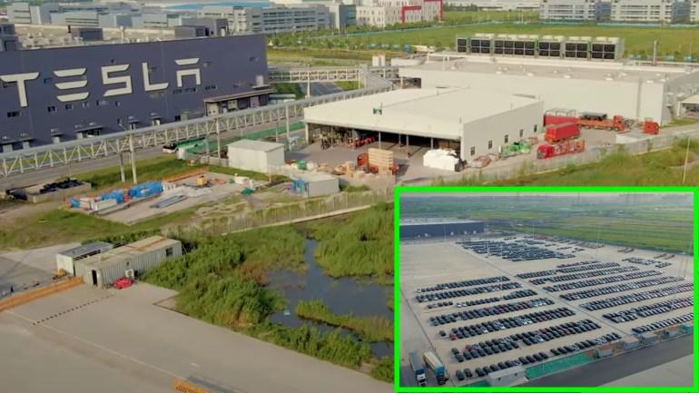 Производство Tesla Model Y в Giga Shanghai достигло 1 тыс. В день, опережая Model 3