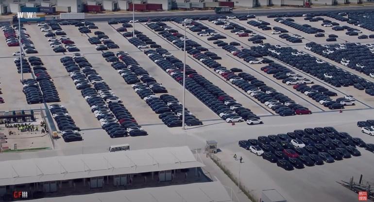 Производство Tesla Model Y на Giga Shanghai в сентябре выросло до 1,6 тысячи единиц в день: отчет