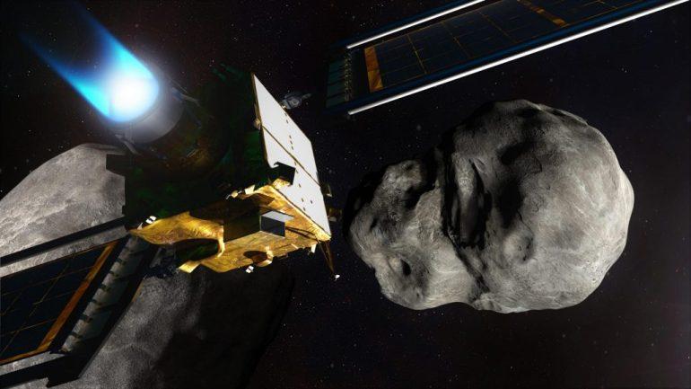 SpaceX почти готов к запуску космического корабля НАСА, столкнувшегося с астероидом