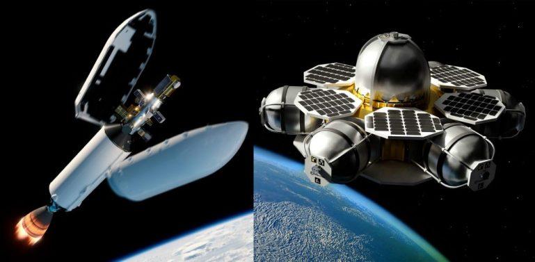 SpaceX запустит первый в мире склад топлива для дальнего космоса вокруг Луны
