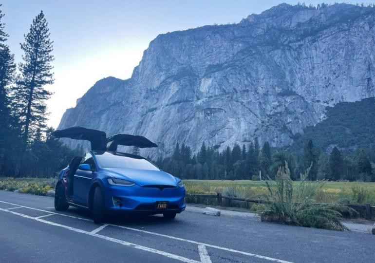 Tesla FSD Beta 9.2 с легкостью завершает живописную поездку в Йосемити