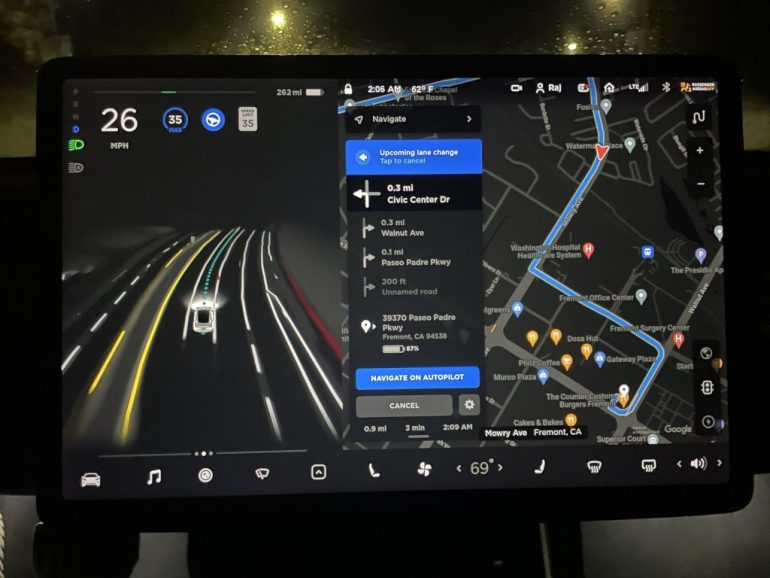 Tesla получает резкий упрек от главы NTSB за терминологию Full Self-Driving