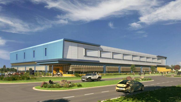GM делает все возможное для разработки аккумуляторов для электромобилей с новым заводом в Мичигане