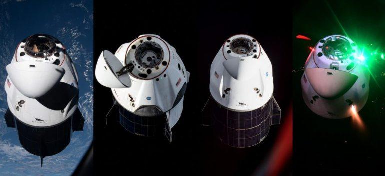 SpaceX удвоит флот многоразовых космических кораблей Dragon менее чем за девять месяцев