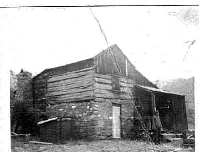 Packard Ranch Cabin
