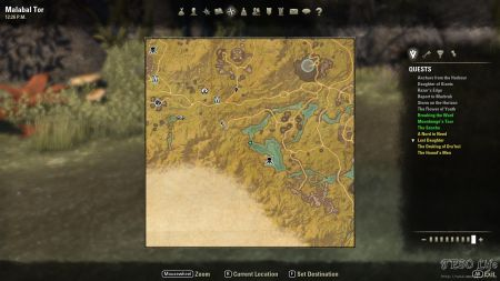 Eso Betnikh Treasure Map 1