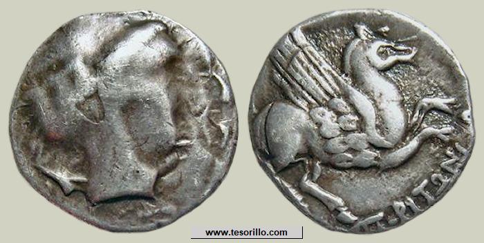 Monedas De La Antigua Grecia 3
