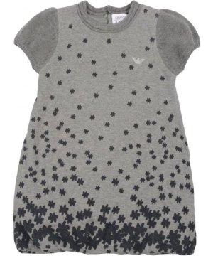 Armani Junior BODYSUITS & SETS Grey Girl Cotton