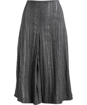Conquista Grey Cloche Skirt