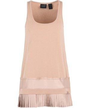 Fenty Puma By Rihanna Pale Pink Cotton Sleeveless Dress