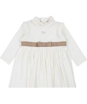 Armani Junior BODYSUITS & SETS White Girl Viscose