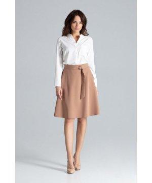 Lenitif Flared Midi Skirt