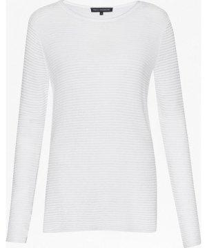Richter Knitted Slash Neck Jumper - summer white