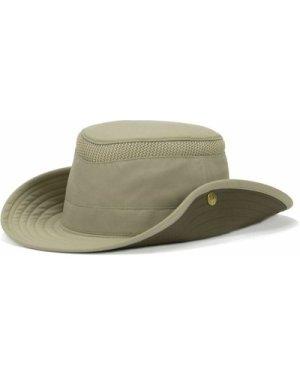 Tilley LTM3 Snap Brim Airflo Hat Khaki/Olive 61cm (7 5/8)