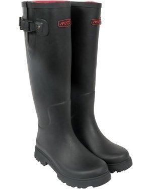 Musto Womens Burghley Wellington Boots Matt Black 3 (EU36)