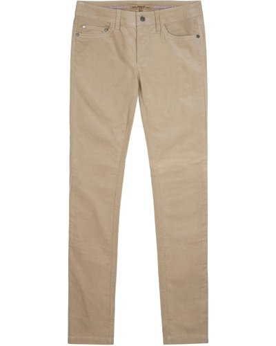 Dubarry Womens Honeysuckle Stretch Pincord Jeans Stone 14