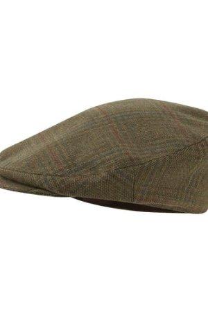 Schoffel Mens Countryman Tweed Cap Buckingham Tweed 57cm (7)