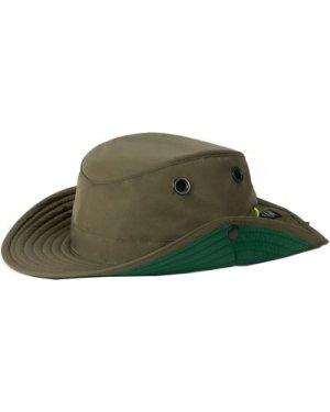 Tilley Unisex TWS1 Paddlers Hat Olive 57cm (7 1/8)