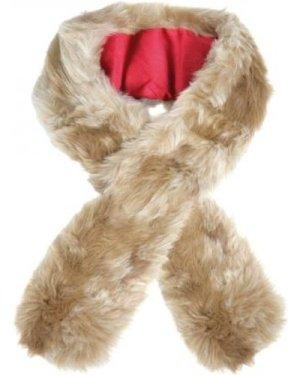Dubarry Womens Faux Fur Scarf Lynx One