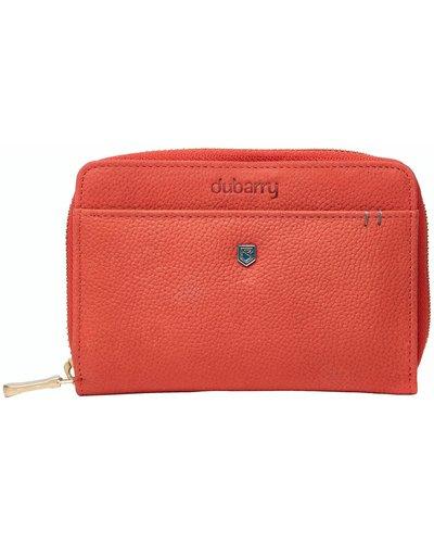 Dubarry Womens Portrush Wallet Coral
