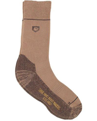 Dubarry Unisex Kilkee Short PrimaLoft Socks Sand Small