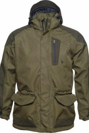 Seeland Mens Kraft Force Jacket Shaded Olive 38